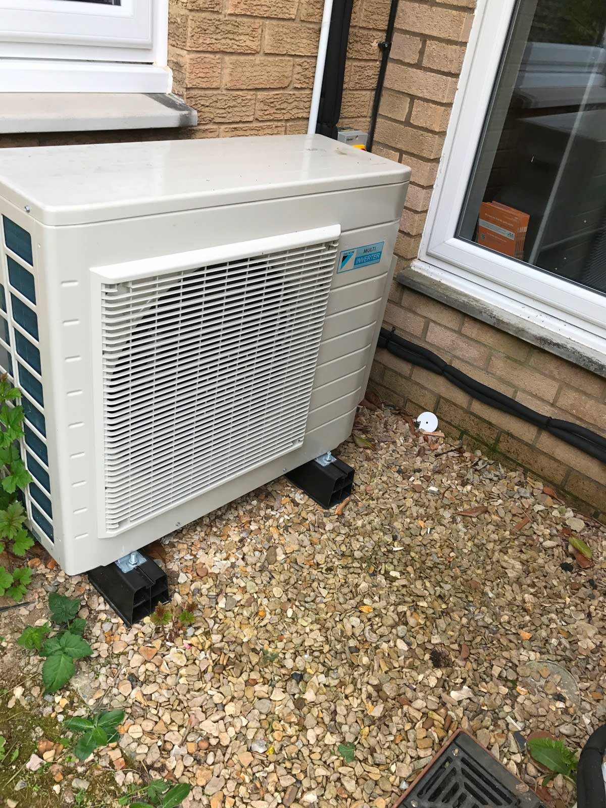 Air Source Heat Pumps Case Study