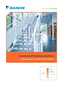 Commercial Heating Brochure