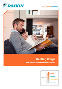 Heating Range Brochure